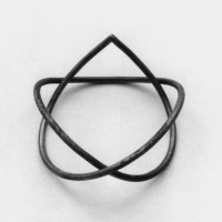 Erhard Joseph: Objekte aus Eisendraht
